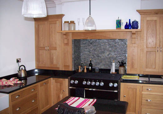 kitchen in south wales