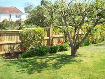 Garden Fencing South Wales