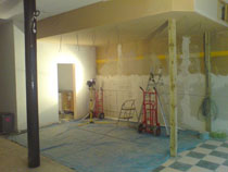 Plastering and dry lining